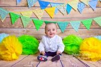 Photo enfant premier anniversaire