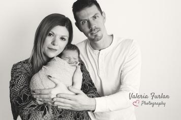 Photo bebe et parents