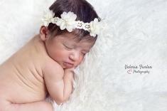 Photo de bebe fille