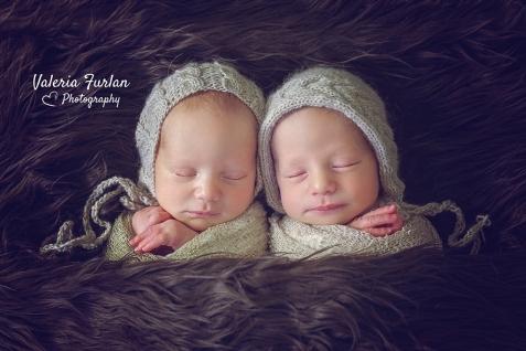 Photo de jumeaux