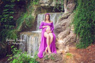 Photo de grossesse en exterieur