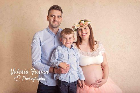 Photo de grossesse en studio-7